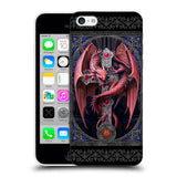 Official Anne Stokes Tribal Hard Back Case for Apple iPhone 5c
