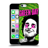 Official Green Day Key Art Hard Back Case for Apple iPhone 5c