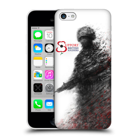 Support British Soldiers Sbs Official Support British Soldiers SBS Official Hard Back Case for Apple iPhone 5c
