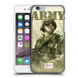 Support British Soldiers Sbs Official British Troops Hard Back Case for Apple iPhone 6 / 6s