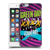 Official Green Day Key Art Hard Back Case for Apple iPhone 6 Plus / 6s Plus