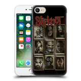 Official Slipknot Key Art Hard Back Case for Apple iPhone 7