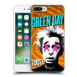 Official Green Day Key Art Hard Back Case for Apple iPhone 7 Plus