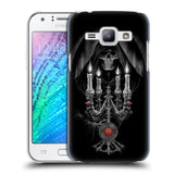 Official Anne Stokes Tribal Hard Back Case for Samsung Galaxy J1