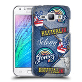Official Selena Gomez Revival Art Hard Back Case for Samsung Galaxy J1