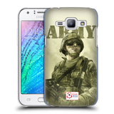 Support British Soldiers Sbs Official British Troops Hard Back Case for Samsung Galaxy J1