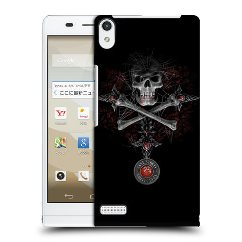 Official Anne Stokes Tribal Hard Back Case for Huawei Stream S 302HW