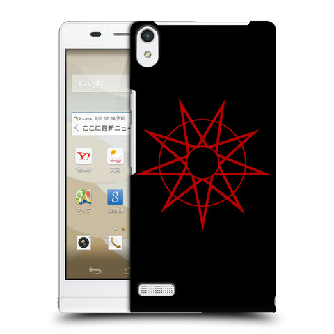 Official Slipknot Key Art Hard Back Case for Huawei Stream S 302HW