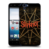 Official Slipknot Key Art Hard Back Case for Sharp Aquos Zeta SH-01F