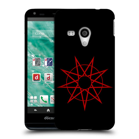 Official Slipknot Key Art Hard Back Case for Sharp Aquos EX SH-02F