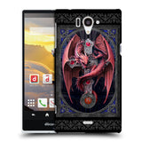 Official Anne Stokes Tribal Hard Back Case for Sharp Aquos Zeta SH-04F