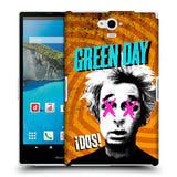 Official Green Day Key Art Hard Back Case for Sharp Aquos Pad SH-06F