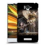 Official Anne Stokes Owls Hard Back Case for Sharp Aquos Serie SHL25