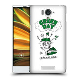 Official Green Day Key Art Hard Back Case for Sharp Aquos Serie SHL25