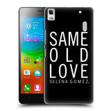 Official Selena Gomez Revival Art Hard Back Case for Lenovo K3 Note / A7000