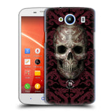 Official Anne Stokes Oriental Skull Hard Back Case for ZTE Blade L2 Plus