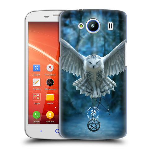 Official Anne Stokes Owls Hard Back Case for ZTE Blade L2 Plus
