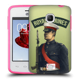 Support British Soldiers Sbs Official British Troops Hard Back Case for LG L30