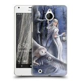 Official Anne Stokes Owls Hard Back Case for Microsoft Lumia 850