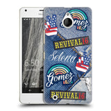 Official Selena Gomez Revival Art Hard Back Case for Microsoft Lumia 850