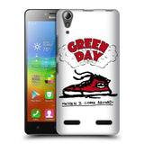Official Green Day Key Art Hard Back Case for Lenovo A6000 / A6000 Plus