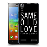 Official Selena Gomez Revival Art Hard Back Case for Lenovo A6000 / A6000 Plus
