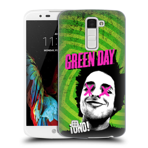 Official Green Day Key Art Hard Back Case for LG K10 / K10 Dual SIM