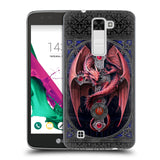 Official Anne Stokes Tribal Hard Back Case for LG K7 / Tribute 5