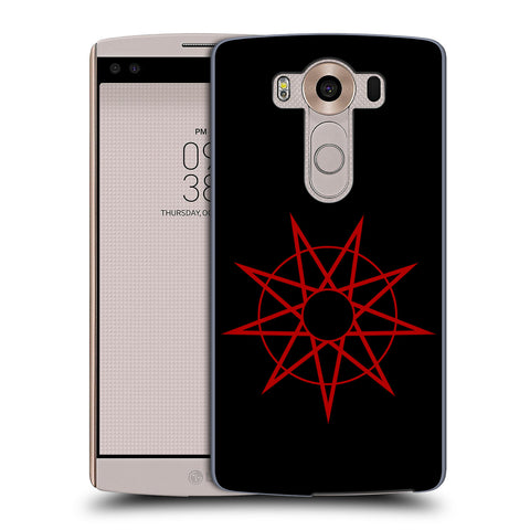 Official Slipknot Key Art Hard Back Case for LG V10