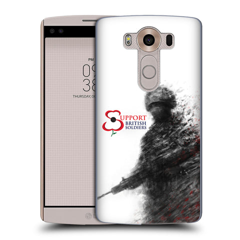 Support British Soldiers Sbs Official Support British Soldiers SBS Official Hard Back Case for LG V10