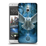 Official Anne Stokes Owls Hard Back Case for HTC One mini