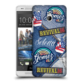 Official Selena Gomez Revival Art Hard Back Case for HTC One mini