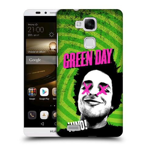 Official Green Day Key Art Hard Back Case for Huawei Ascend Mate7
