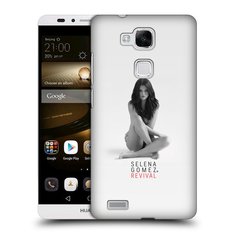 Official Selena Gomez Revival Hard Back Case for Huawei Ascend Mate7