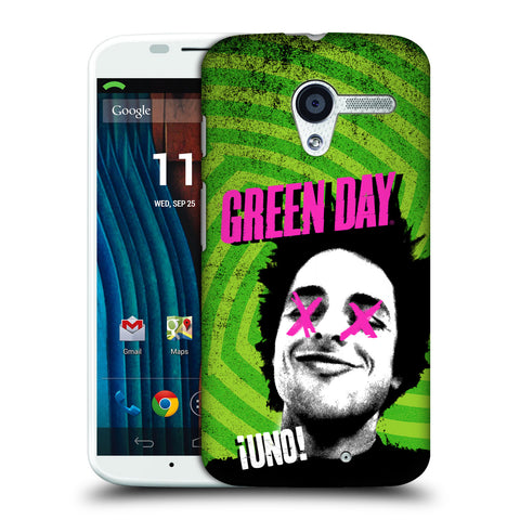 Official Green Day Key Art Hard Back Case for Motorola Moto X (1st Gen)