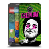 Official Green Day Key Art Hard Back Case for Motorola Moto X (2nd Gen)