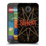Official Slipknot Key Art Hard Back Case for Motorola Moto X (2nd Gen)