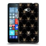 Official Anne Stokes Owls Hard Back Case for Microsoft Lumia 640 / Dual SIM