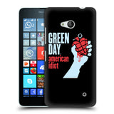 Official Green Day Key Art Hard Back Case for Microsoft Lumia 640 / Dual SIM