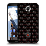 Official Anne Stokes Tribal Hard Back Case for Motorola Nexus 6 / Nexus X