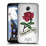 Official Selena Gomez Revival Art Hard Back Case for Motorola Nexus 6 / Nexus X