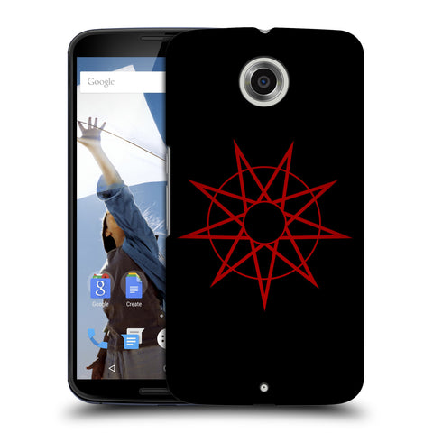 Official Slipknot Key Art Hard Back Case for Motorola Nexus 6 / Nexus X