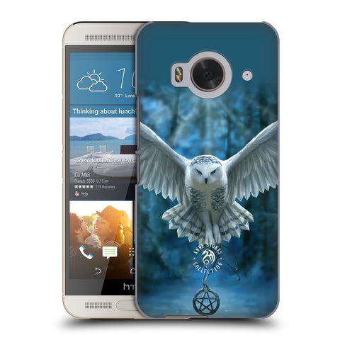 Official Anne Stokes Owls Hard Back Case for HTC One ME