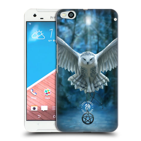 Official Anne Stokes Owls Hard Back Case for HTC One X9