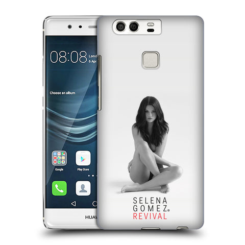 Official Selena Gomez Revival Hard Back Case for Huawei P9
