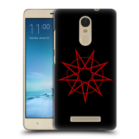 Official Slipknot Key Art Hard Back Case for Xiaomi Redmi Note 3