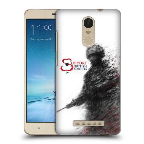 Support British Soldiers Sbs Official Support British Soldiers SBS Official Hard Back Case for Xiaomi Redmi Note 3