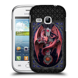 Official Anne Stokes Tribal Hard Back Case for Samsung Galaxy Young S6310