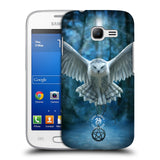 Official Anne Stokes Owls Hard Back Case for Samsung Galaxy Star Pro S7260