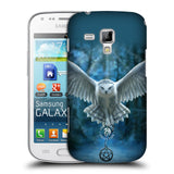 Official Anne Stokes Owls Hard Back Case for Samsung Galaxy S Duos S7562